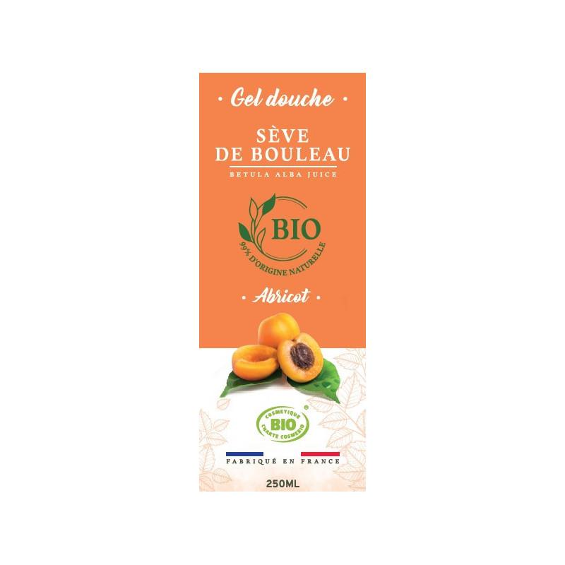 250ml - Gel douche Abricot