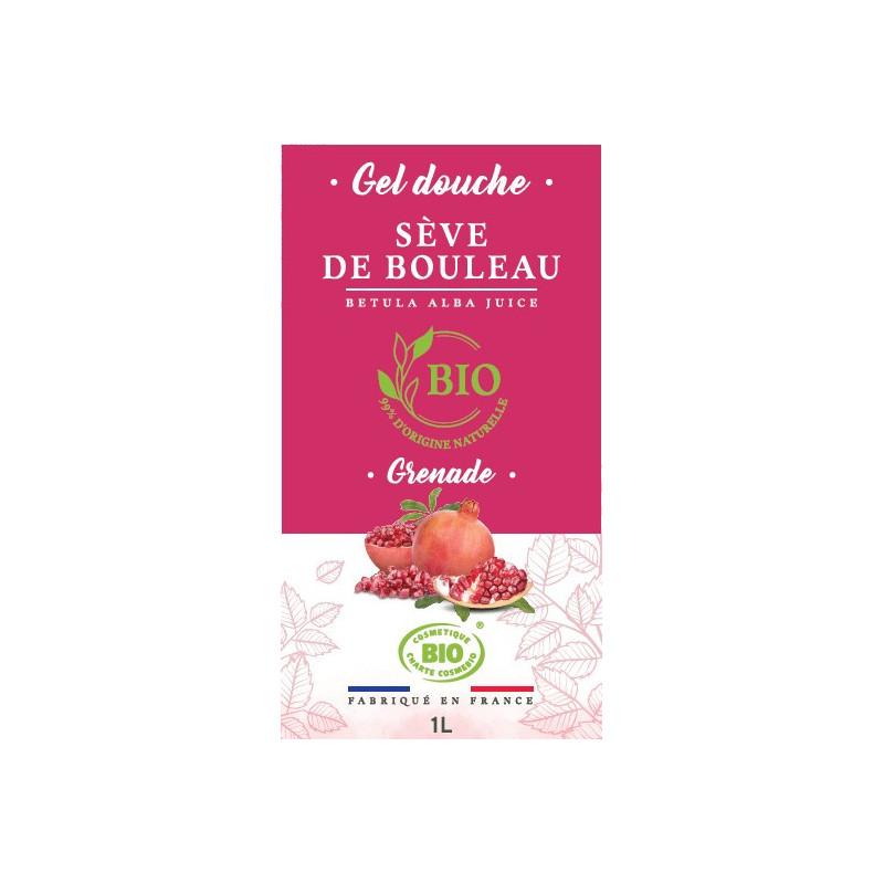1 litre - Gel douche Grenade